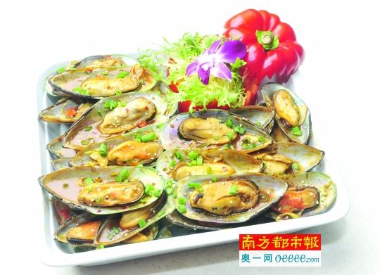 家门口的海鲜盛宴